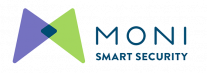 Home Security - Moni - MStep Logo